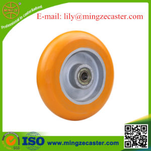 Ergonomic Poly Aluminum Core Caster Wheel pictures & photos