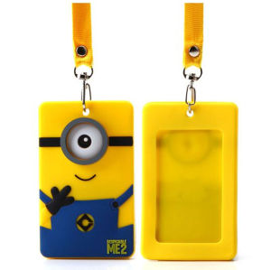 Non-Toxic Custom Logo Plastic Luggage Tags with Cord pictures & photos