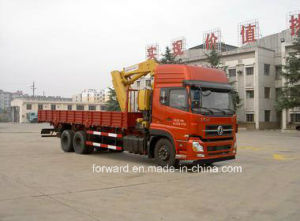 Dongfeng Crane Truck with 15-20 Tons Payload LHD or Rhd