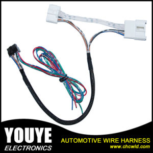 Customized Automotive Rearview Mirror Wiring Harness Cable Harness Supplies china customized automotive rearview mirror wiring harness cable wiring harness supplies at gsmx.co
