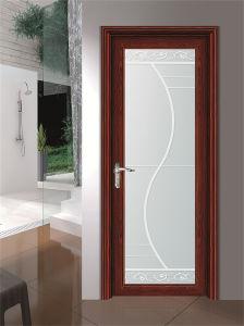 China Door Security Exterior Door Aluminum Frame Casement Door pictures & photos
