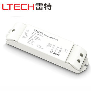 36W 12VDC Constant Voltage Triac Dimmable LED Driver Td-36-12-E1p1 pictures & photos