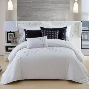 Super Soft/ Elegant/ Wrinkle 4PC Bed Sheet Set pictures & photos
