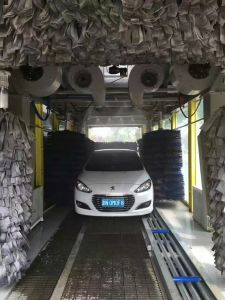 Automatic Car Wash Equipment for Chile Carwash Business pictures & photos