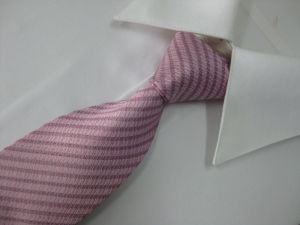 New Design Men′s Fashionable Woven Silk Tie pictures & photos