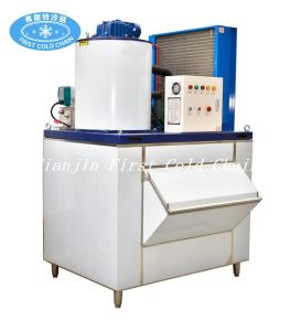 Good Quality Ice Flake Machine 1t/24h for Seafood Keep Fresh pictures & photos