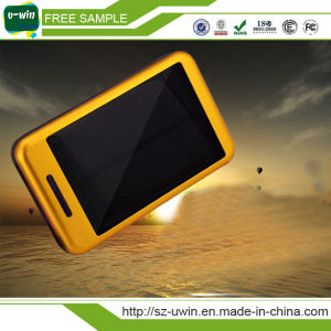 OEM/Private Label Waterproof Solar Charger 5000mAh Mobile Phone Power Bank pictures & photos