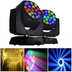 Big Bee-Eye 19X15W LED Moving Head Stage Light pictures & photos