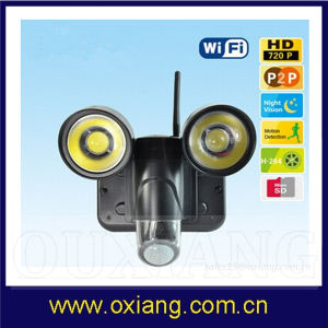 WiFi Surveillance Real-Time Camera Motion Activated Wireless DVR (ZR720) pictures & photos