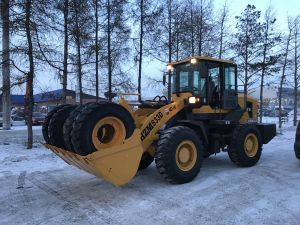 Best Offer with Good Quality 3 Ton Wheel Loader Construction Loader pictures & photos