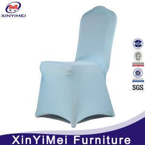 Hot Sale Restaurant White Chair Cover and Table Cover pictures & photos