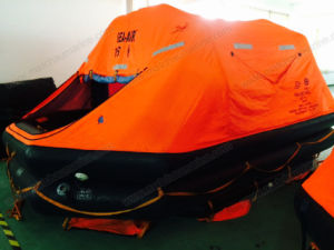 CCS Approved Marine Self-Righting Inflatable Life Raft pictures & photos