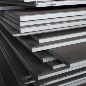 Q345, Ss490, Sm490, ASTM A572 Gr50, S355jr Hot Rolled Steel Plate
