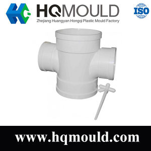 Supply Good Quality PVC Pipe and Fitting Injection Mould pictures & photos