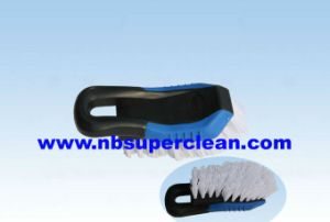 Plastic Auto Brush, Wheel Brush, Car Cleaning Brush (CN1828) pictures & photos
