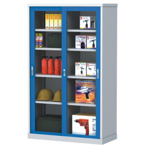 Can Be Adjustable Steel Storage Cabinet pictures & photos