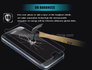 2.5D Cured Japanese Tempered Glass Screen Protector 0.33mm HD Clear Anti Scratch for Mobile Samsung S7 pictures & photos