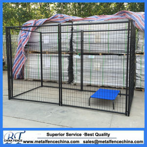 Galvanized Steel Wire Mesh Dog Kennel Modular Dog Kennel pictures & photos