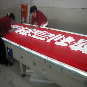 China Supplier Custom Outdoor Big LED Acrylic Sign Board pictures & photos