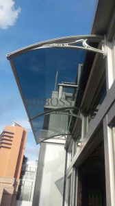 Polycarbonate Awning/ Canopy / Sunshade/ Shed for Windows& Doors pictures & photos