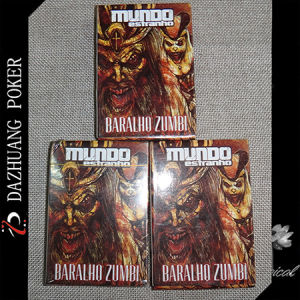 Mundo Estranho Baralho Zumbi Card Game for Brazil Market pictures & photos