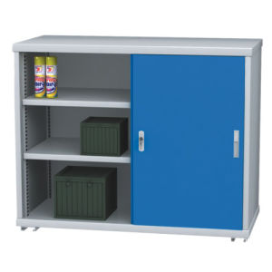 New and Modern 2 Doors Storage Cabinet pictures & photos