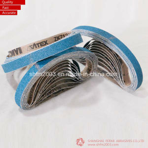 Vsm Zk713X, P60, 20*520mm Zirconia Abrasives Belts (Professional Manufacturer) pictures & photos
