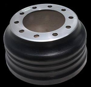 Dual Layer Technology Fu Hua Truck Brake Drum pictures & photos