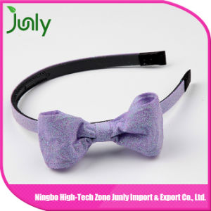 Women Hair Accessories Wholesale China Fashion Bowknot Headband pictures & photos