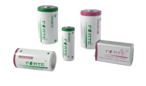 Non-Rechargeable Lithium Battery 3.6V 3.0V Lithium Battery pictures & photos