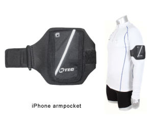 Sport Running Phone Holder Armband (BSP11603) pictures & photos
