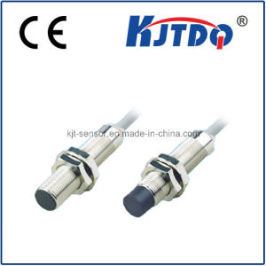 Kjt PNP No Nc M12 Proximity Inductive Sensor Switch with Ce Quality pictures & photos