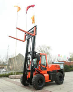 All Wheel Drive Forklift Xdyc35b pictures & photos