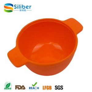 Food Grade Baby Silicone Snack Food Feeding Bowls Toddler Dishes pictures & photos