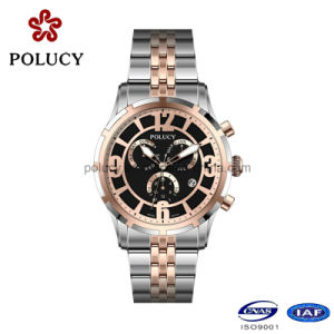 Shenzhen Factory OEM High Quality Fashion Watch for Men pictures & photos