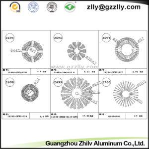 Chinese Honor Brand Aluminum Profile Heatsink/Aluminum Building Material pictures & photos