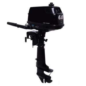2 Stroke 6HP Outboard Engine for Finshing Boat pictures & photos