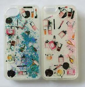 TPU+PU Phone Quicksand Case for Smart Phone Cell Phone Mobile Phone for iPhone pictures & photos