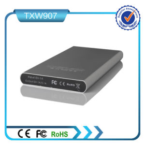Gemini Heart 2 Input Ports 2 Outlet 12000mAh Big Capacity USB Power Bank