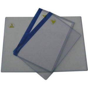 Cleanroom ESD Antistatic A4 Loose-Leaf Folder pictures & photos