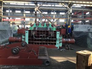 Y81k-600 Scrap Metal Baling Machine pictures & photos