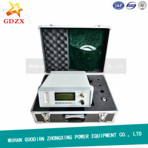 Portable Battery powered SF6 Gas Purity Analyzer pictures & photos