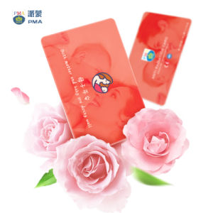 Pma 2017 Anti-Radiation Card Protect Mummy and Baby From Emf