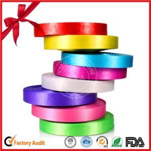 Custom Printed Satin Ribbon Polyester Ribbon Roll pictures & photos