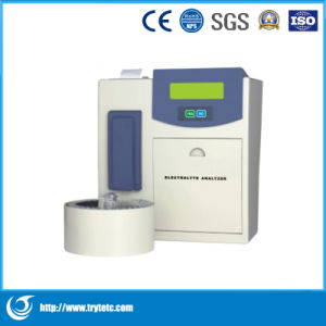 Automatic Electrolyte Analyzer-Electrolyte Analyzer Equipment pictures & photos