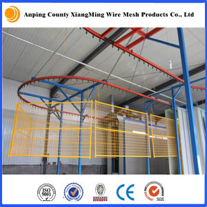 Welded Mesh Carbon Steel and Powder Painting Temporary Wire Mesh Fence pictures & photos