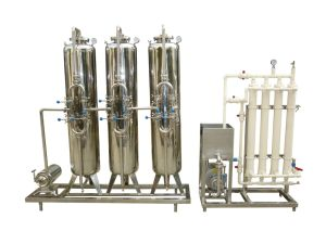 Full Automatic Mineral Water Filtration System pictures & photos
