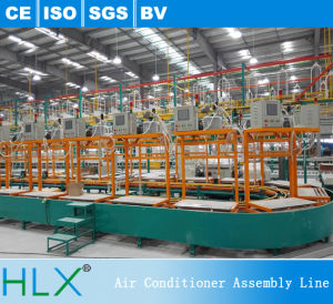 Air Conditioner Assembly Line, Home Appliance Assembly Line pictures & photos