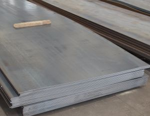Factory Low Price Q370r Ss400 Structure Steel Plate pictures & photos