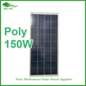 150W Photovoltaic Solar Panel with Ce and ISO pictures & photos